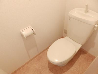 【トイレ】ボナール山の田