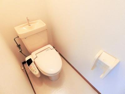 【トイレ】ローズガーデン