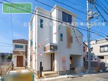 即日見学できます 駅11分 納戸 市川市福栄3 全7棟 A号棟の画像