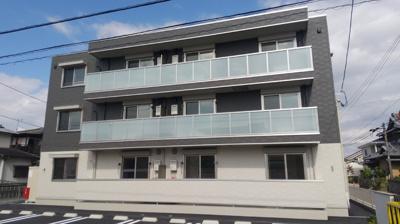 【外観パース】リナーシェ古川北