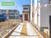 即日見学できます 「南行徳」駅11分 市川市福栄3 全7棟 C号棟の画像