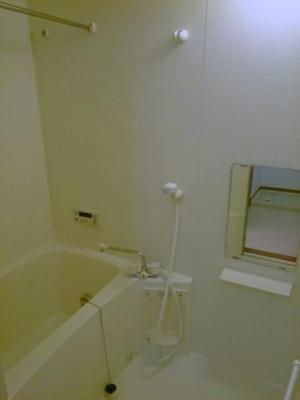 【浴室】キャッスルハイツ