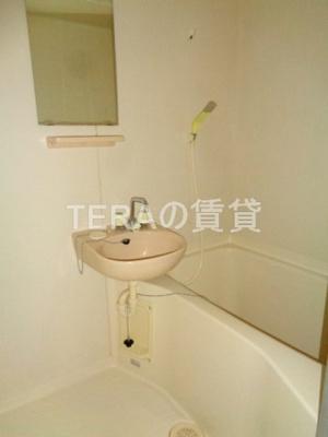 【浴室】アルペジオ目白