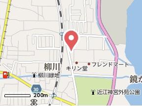 【地図】ルミエールK