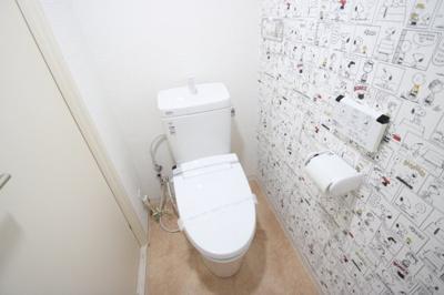 【トイレ】コートハウス下関岬之町