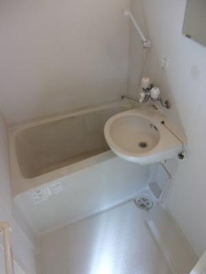 【浴室】パインコート