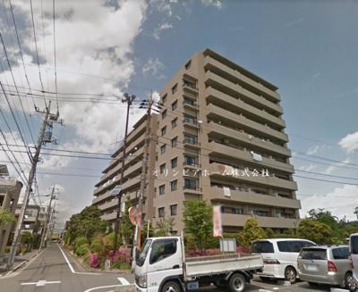 【外観】クリオ新小岩壱番館 角 部屋 専用庭付 リ ノベーション済