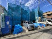 東村山市栄町3丁目 新築戸建て 全2棟 1号棟の画像