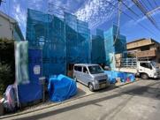 東村山市栄町3丁目 新築戸建て 全2棟 2号棟の画像