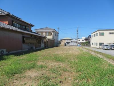 【外観】津市半田 アパート用地