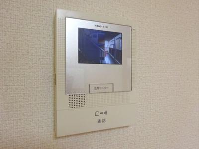 【セキュリティ】グリーンコート三宿