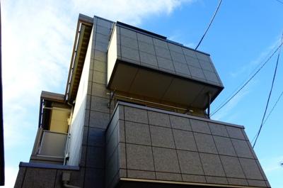 【外観】グリーンコート三宿