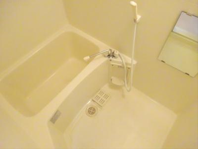 【浴室】グリーンコート三宿
