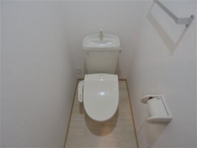 【トイレ】ヴィラージュ B棟