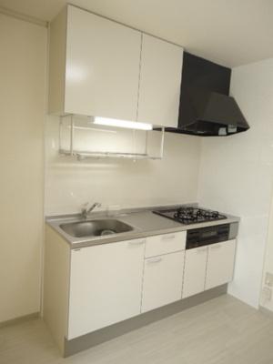 【キッチン】エスポワール34 E棟