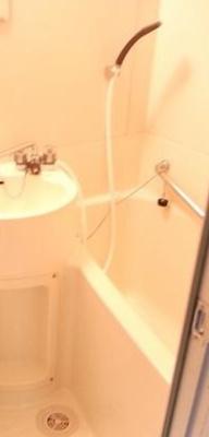 【浴室】ハイタウン大森公園