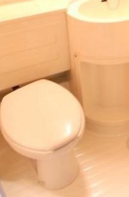 【トイレ】ハイタウン大森公園