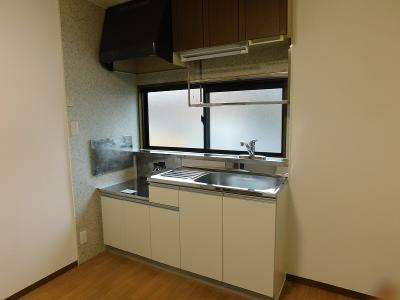 【キッチン】パークハイツA棟