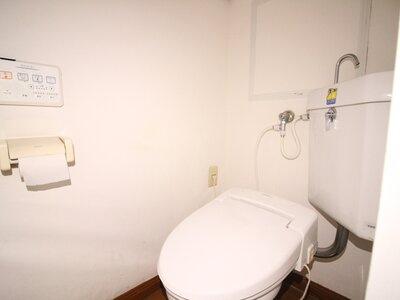 【トイレ】山下公園ハイツ