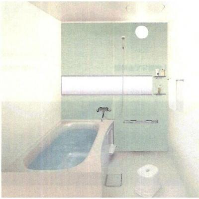 【浴室】【新築】シャンペトル向中野