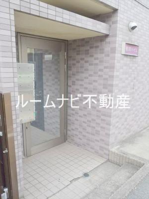 【エントランス】柏Ⅲハイム