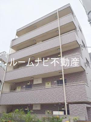 【外観】柏Ⅲハイム