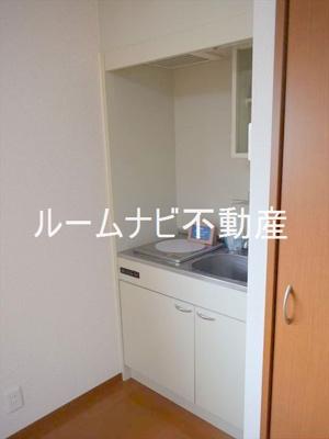 【キッチン】柏Ⅲハイム