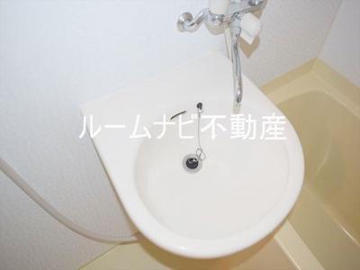 【洗面所】柏Ⅲハイム