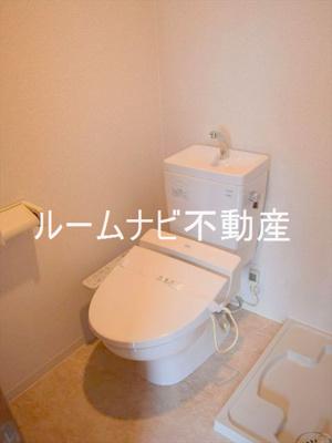 【トイレ】柏Ⅲハイム
