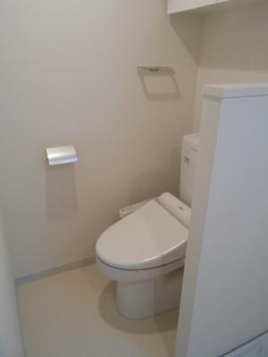 【トイレ】スカイコート蒲田弐番館