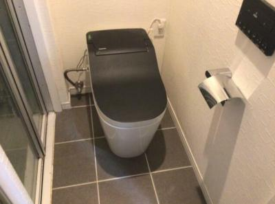 【トイレ】カリューハウス岡上