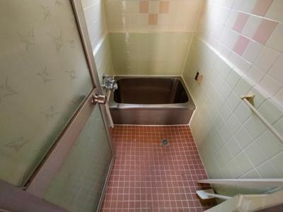 【浴室】寺川4丁目貸家