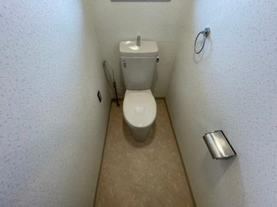 【トイレ】ロイヤルメゾン山口