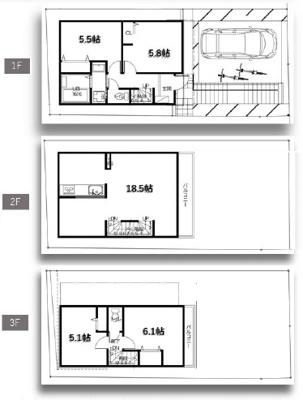 建物参考価格:2000万円(税込み)