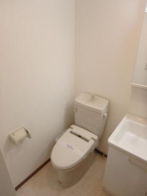 【トイレ】朝日三番町プラザ