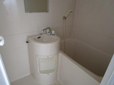 【浴室】日光ハイツ
