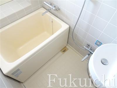 【浴室】都立大パレス