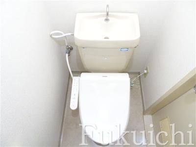 【トイレ】都立大パレス