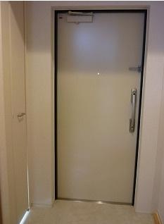 【玄関】ラピス今戸
