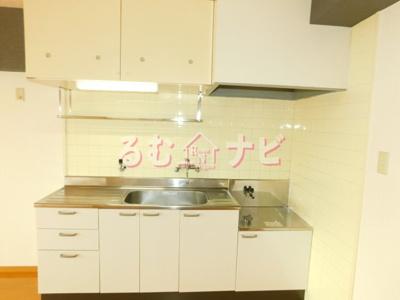 【キッチン】レジデンス安戸