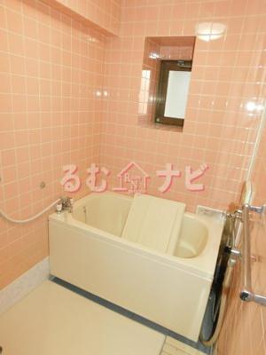 【浴室】レジデンス安戸