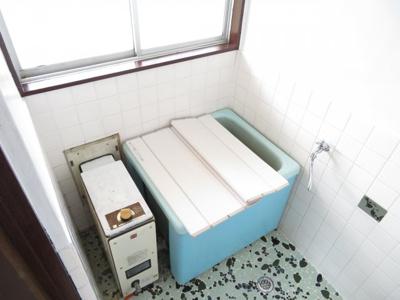 【浴室】青山荘