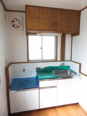 【キッチン】青山荘