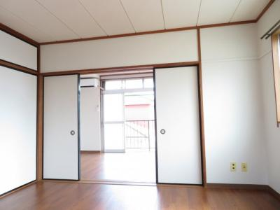 【洋室】青山荘