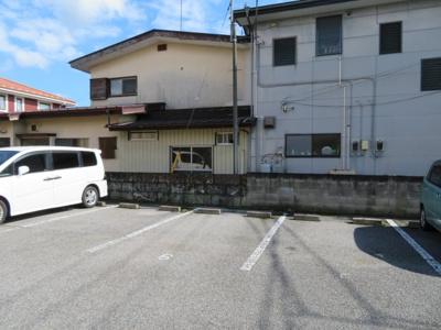 【駐車場】青山荘