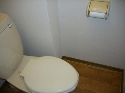 【トイレ】タチバナマンション