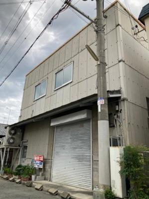 【外観】若江東町2丁目貸倉庫