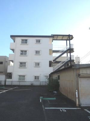 【外観】北坂シティドミール