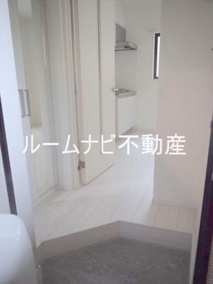 【玄関】エスペランサ志村