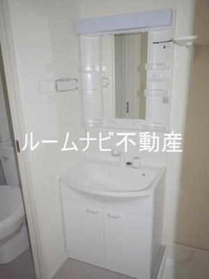 【洗面所】エスペランサ志村